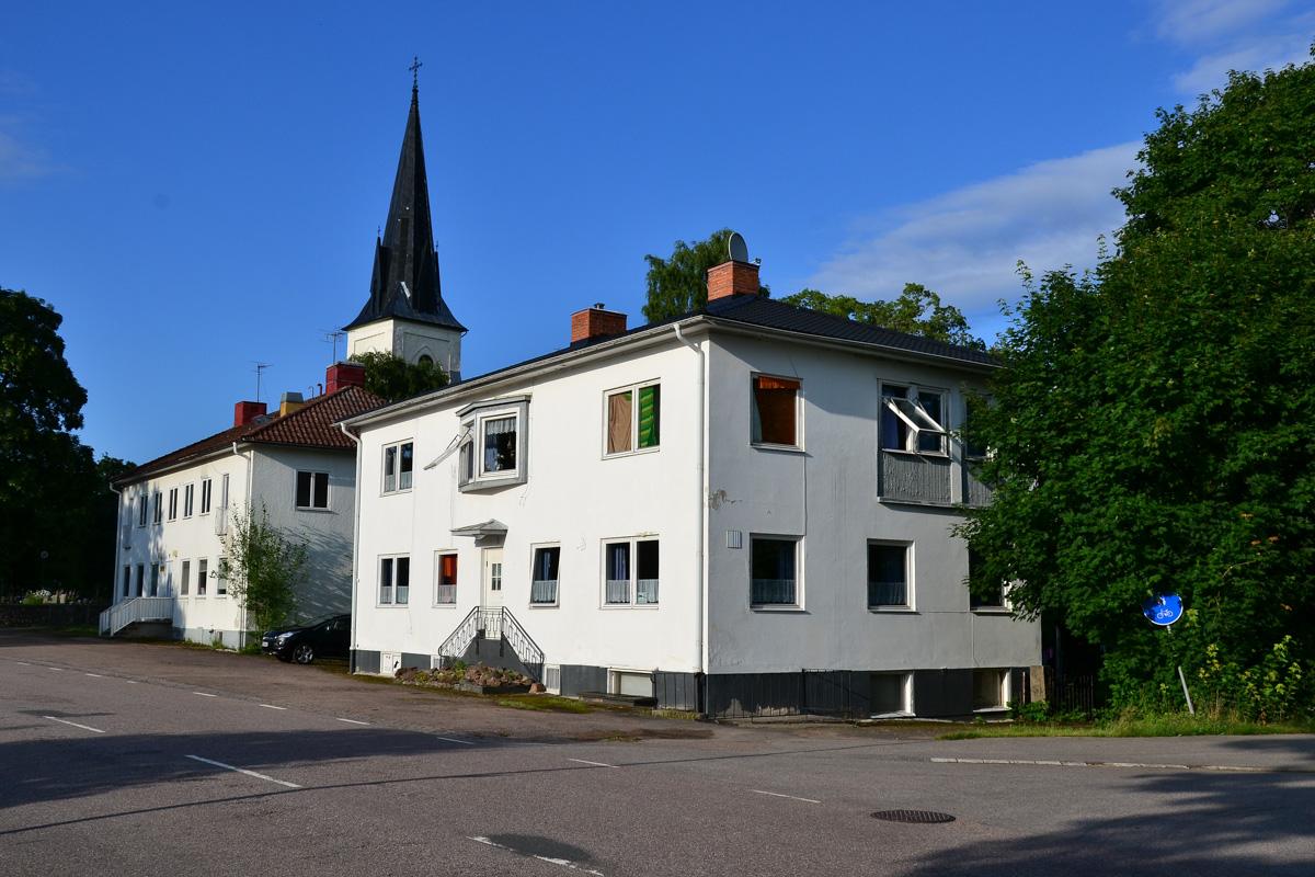 Ferienhaus Fagerhult